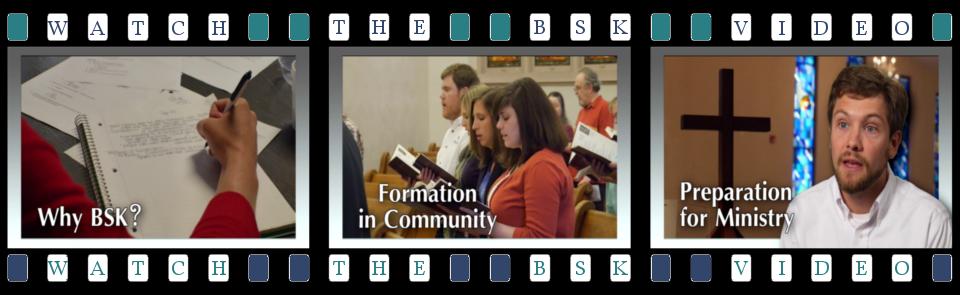 Seminary Video