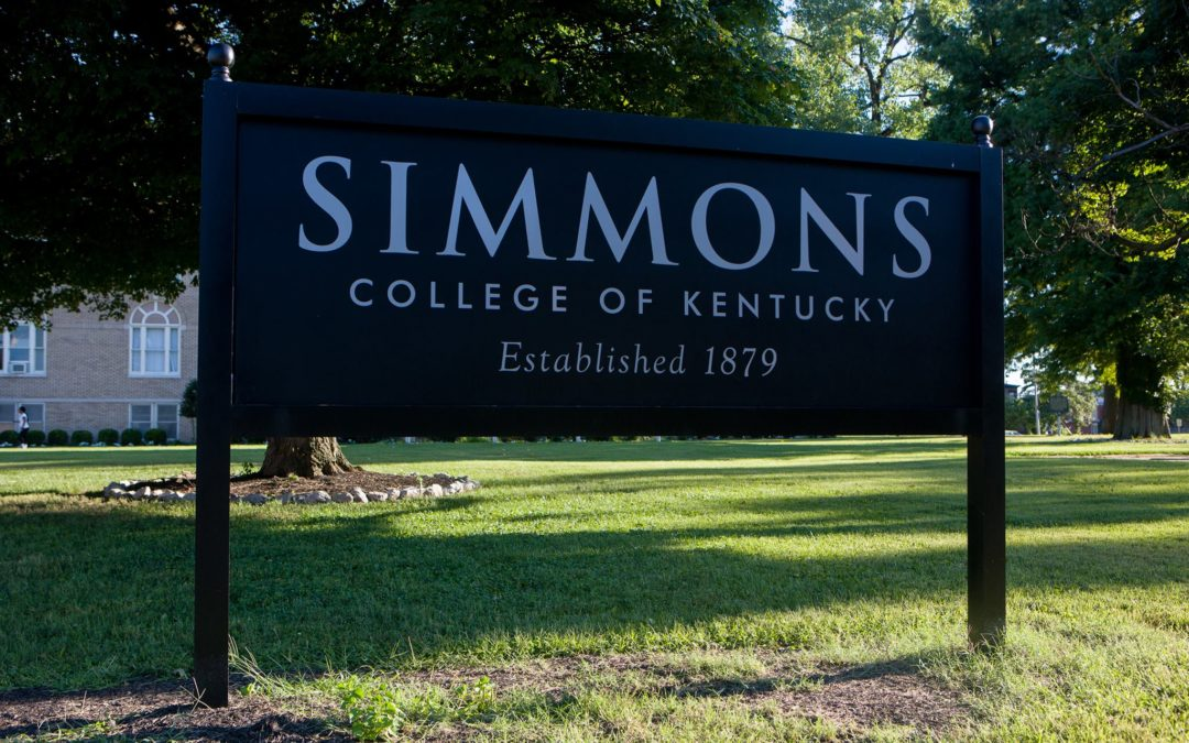 BSK Admissions at Simmons Ministerial Leadership Conference