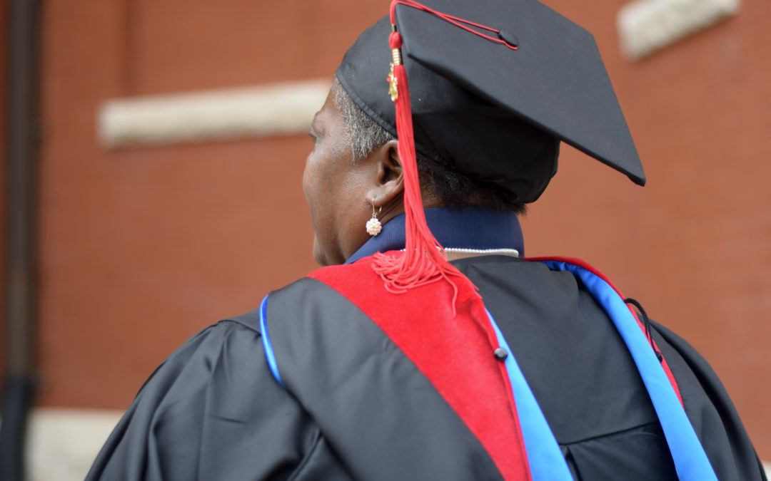 BSK Graduates Celebrated at Final Chapel