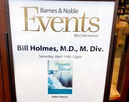 Dr. Bill Holmes Book Signing