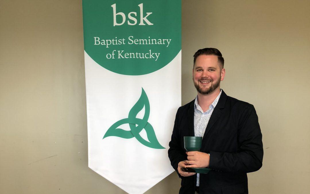 Rev. Ben Burton Endorsed by Cooperative Baptist Fellowship for Chaplaincy