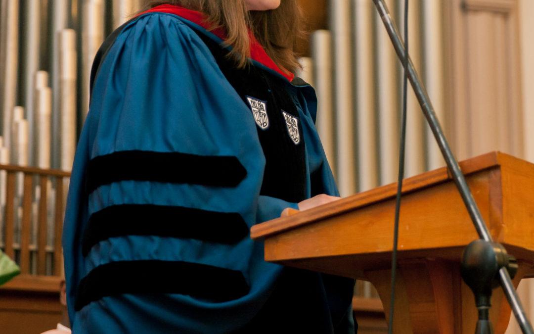 Dr. Levens Graduate Banquet Remarks