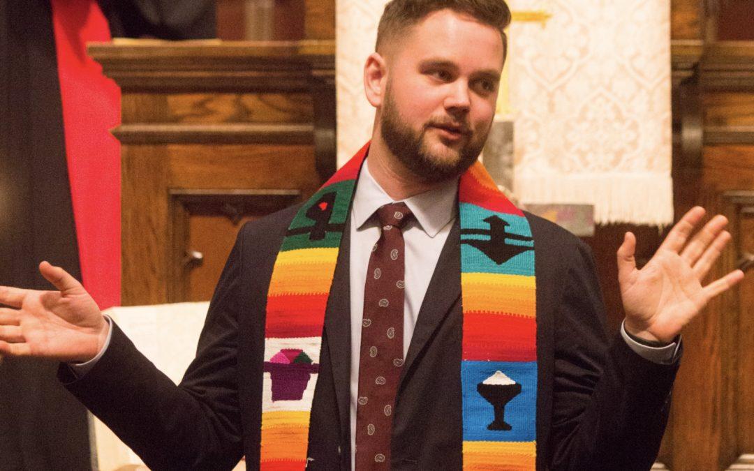 Graduate Highlight: Ben Burton