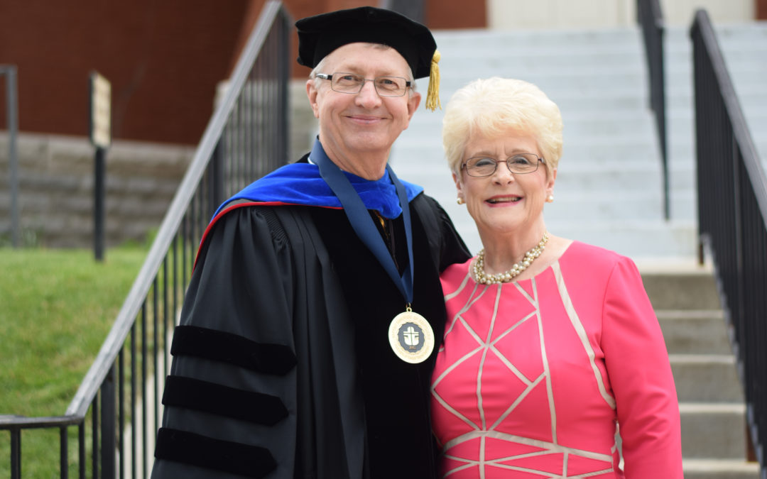 Dr. Earwood to be Named President Emeritus at Opening Convocation