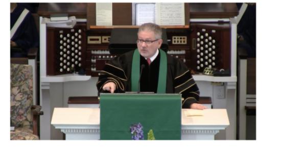 Cassady to Preach at FBC Corbin