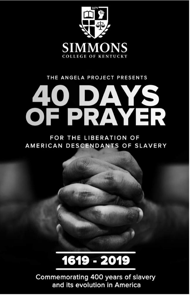 40 Days of Prayer | Baptist Seminary of Kentucky
