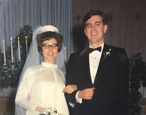 Bill and Joyce Holmes Celebrate 50th Wedding Anniversary With a Major Gift to BSK