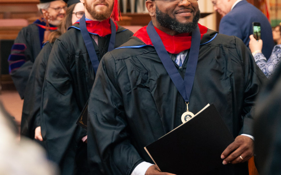 Graduates Chapel completes academic year of weekly Community Prayer sessions