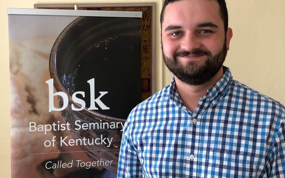 BSK Student Jordan Conley to Preach at Central Baptist Church