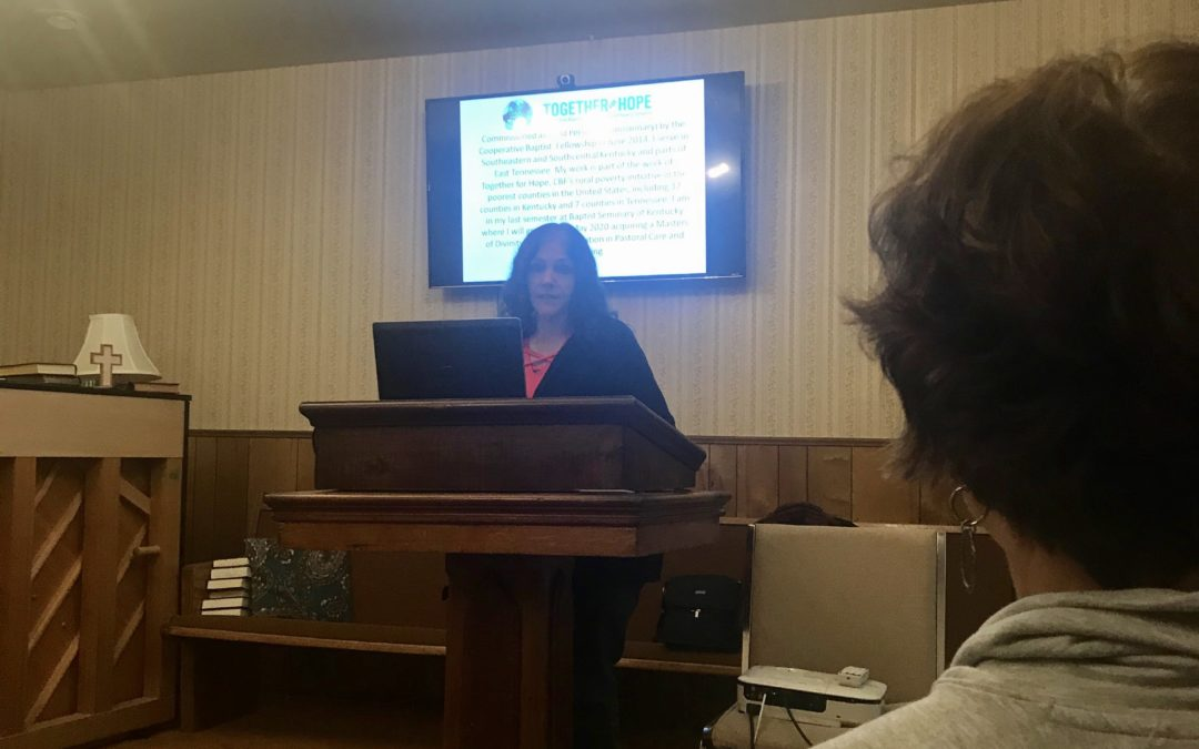 Scarlette Jasper Presents Workshop at Kentucky Council of Churches Annual Assembly