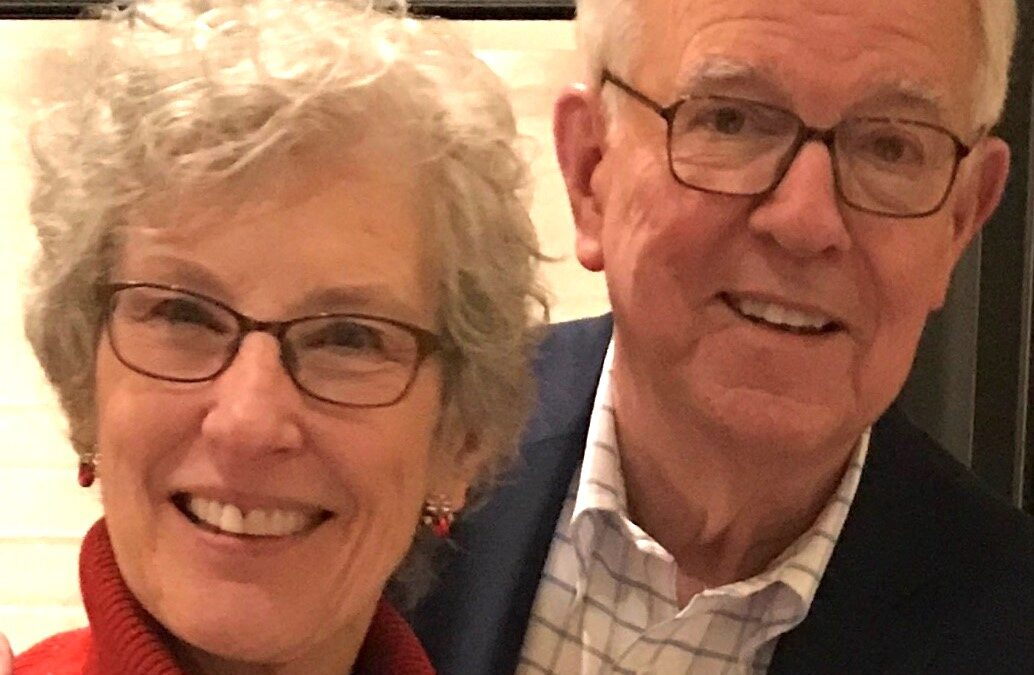 BSK library named in honor of Bill and Joyce Holmes