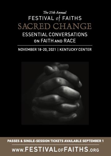 Register now for Louisville's Festival of Faiths